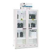armoire ventil e armoire pour produits chimiques armovia. Black Bedroom Furniture Sets. Home Design Ideas